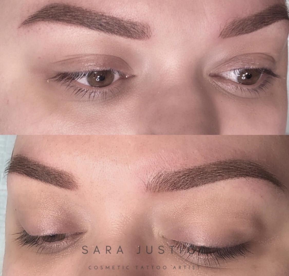 3d Microblading For Eyebrows In Atlanta Ga Sara Justice