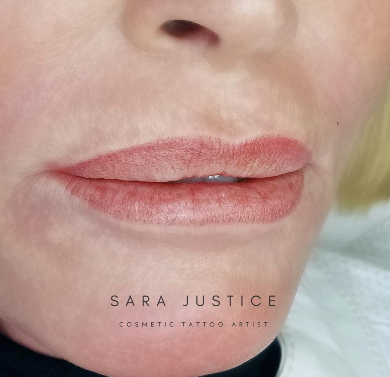 Permanent Lipstick / Permanent Lip Color in Atlanta, GA   Sara Justice